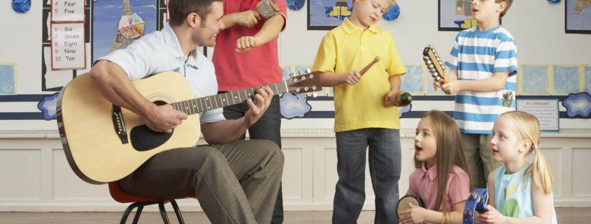 Música contra el fracaso escolar